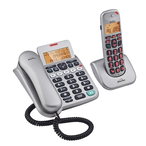 best cordless phone answering machine combo