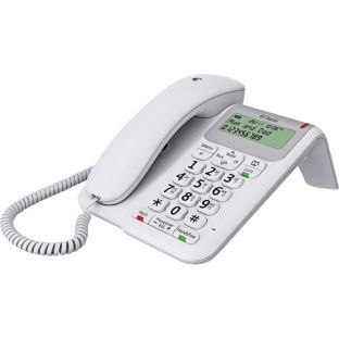BT DECOR 2200 CORDED PHONE WITH HANDSFREE SPEAKERPHONE
