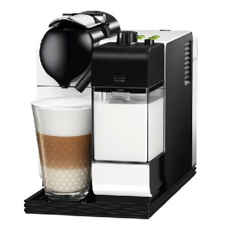 Delonghi Coffee Maker White : DELONGHI EN520W WHITE NESPRESSO LATTISSIMA PLUS COFFEE MAKER MACHINE eBay
