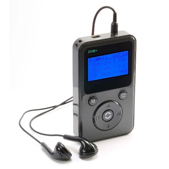 portable pocket personal handheld dab digital dab fm. Black Bedroom Furniture Sets. Home Design Ideas