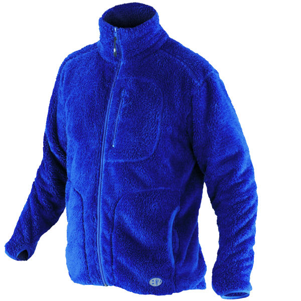 EDZ Cold Climate Extra Warm Thermal Yeti Fleece Zip Jacket Hiking ...