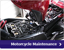 Motorcycle Maintenance