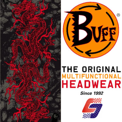 Original Buff® Xin Yang Balaclava Bandana Face Mask Neck Tube Scarf Snood Warmer Enlarged Preview