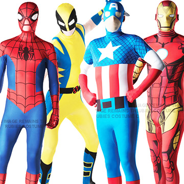 Mens Fancy Dress Bodysuits