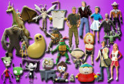 TV-CARTOON TOYS