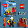 View Item LEGO CITY FIRE FIGHTER - 5613