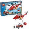 View Item LEGO CITY FIRE HELICOPTER - 7206