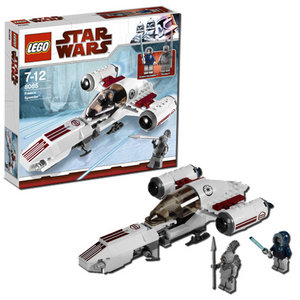 products lego sw  star wars freeco speeder anakin and thi sen