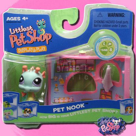 Littlest Pet Shop Seahorse Littlest Pet Shop Pet Nook