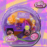 View Item POLLY POCKET - POLLY WHEELS #10 GLITZY GRAPE - MATTEL
