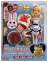 View Item GWEN STEFANI FASHION DOLLS SERIES 1 - TICK TOCK GWEN