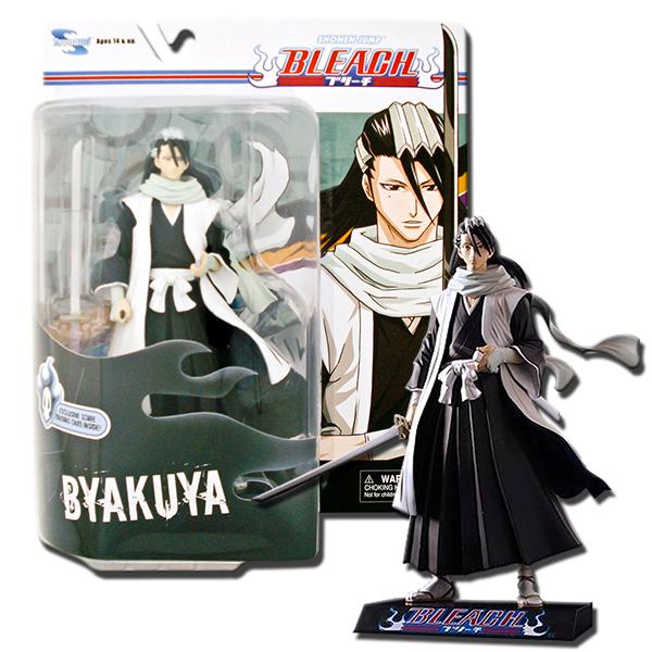Bleach Encore Collection 2 Byakuya Kuchiki Figure