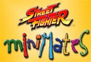 STREET FIGHTER MINIMATES