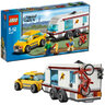 View Item LEGO CITY CAR & CARAVAN  - 4435