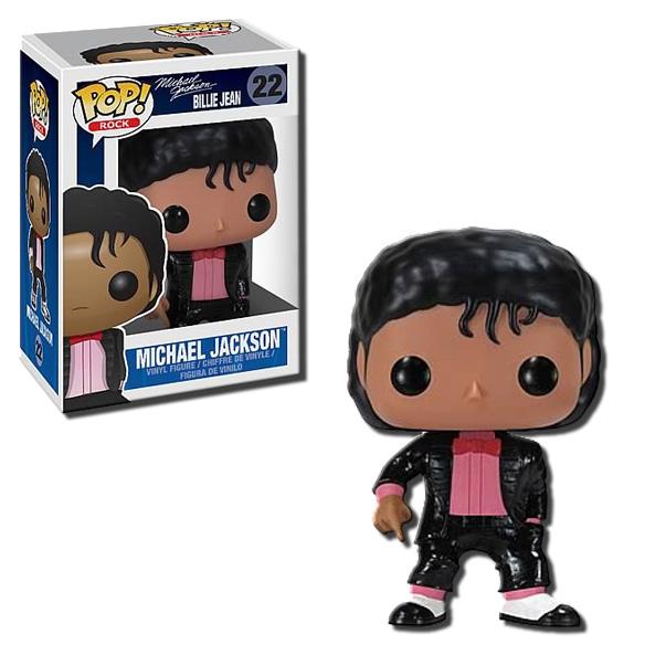 Pop rock legends michael jackson billie jean vinyl toy for Jackson toys