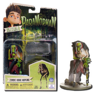 PARANORMAN ZOMBIE JUDGE HOPKINS 4-INCH ACTION FIGURE WITH BASE Preview