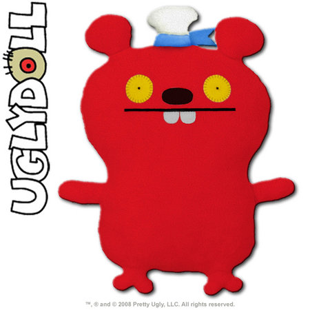 View Item UGLYDOLL CLASSIC FIRST MATE TRUNKO 12-INCH PLUSH 2012 EDITION - GUND