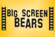 BIG SCREEN BEARS