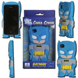 DC CHARA-COVER SERIES 1 BATMAN IPHONE 4/4S CELL PHONE CASE Preview