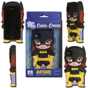 DC CHARA-COVER SERIES 1 BATGIRL IPHONE 4/4S CELL PHONE CASE Preview