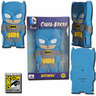 View Item DC COMICS CHARA-BRICKS BATMAN BLUE SUIT 7-INCH VINYL -2013 SDCC EXCLUSIVE-LE 200