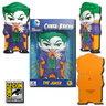 View Item DC COMICS CHARA-BRICKS JOKER ORANGE VERSION 7-INCH VINYL - 2013 SDCC - LE 250