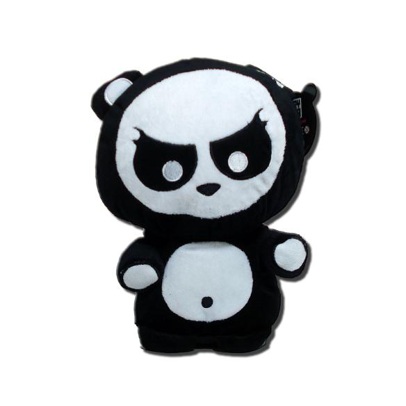 Angry Panda 10-Inch Plush Doll