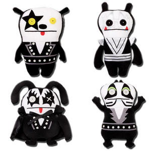 UGLYDOLL KISS COLLECTION 11-INCH PLUSH FIGURES - COMPLETE SET OF 4 Preview