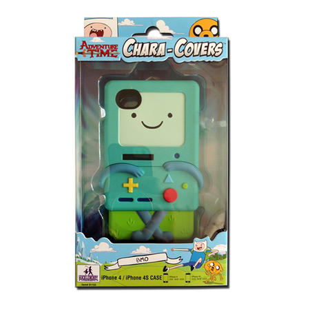 View Item ADVENTURE TIME CHARA-COVER BMO IPHONE 4/4S CELL PHONE CASE