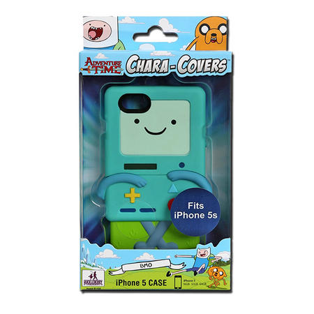 View Item ADVENTURE TIME CHARA-COVER BMO IPHONE 5/5S CELL PHONE CASE