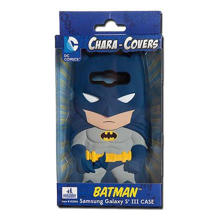 View Item DC CHARA-COVER BATMAN SAMSUNG GALAXY S3 CELL PHONE CASE