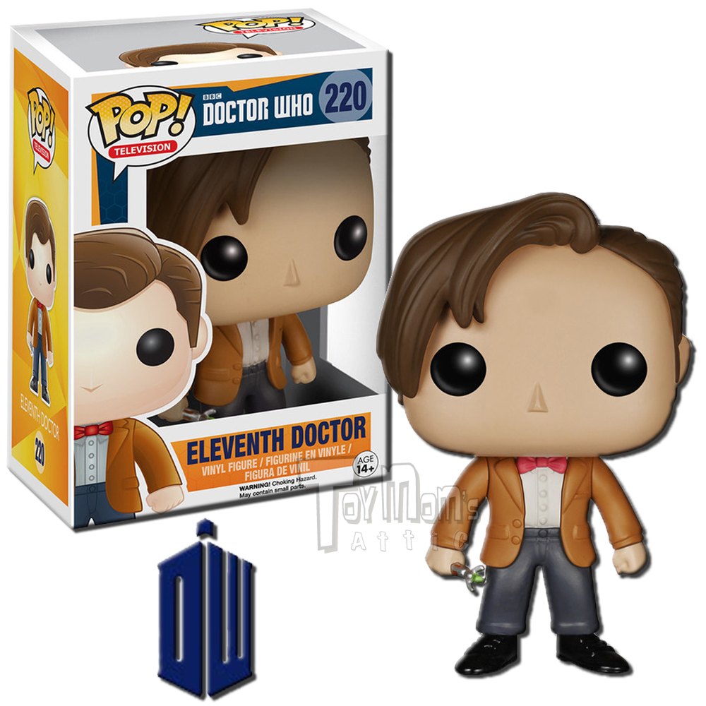Funko Pop Television: Funko POP! TV Doctor Who Matt Smith As Eleventh Doctor