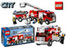 View Item LEGO CITY FIRE TRUCK - 7239