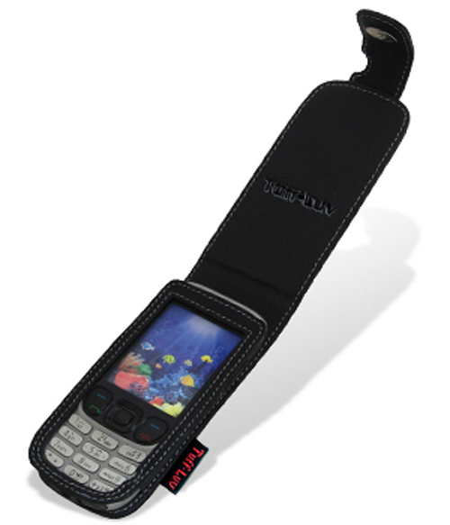 tuff luv leather case cover for nokia 6303 classic ebay. Black Bedroom Furniture Sets. Home Design Ideas