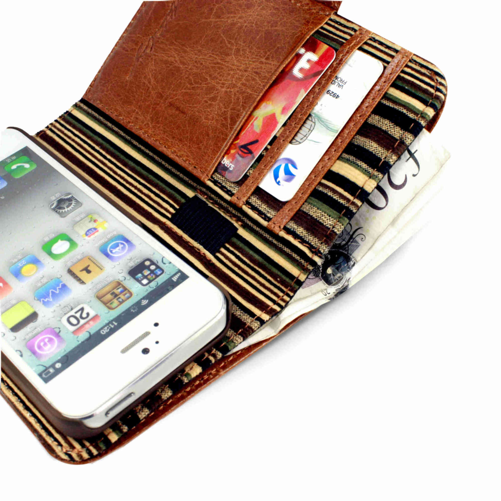 material vintage genuine leather accessory type wallet magnetic type