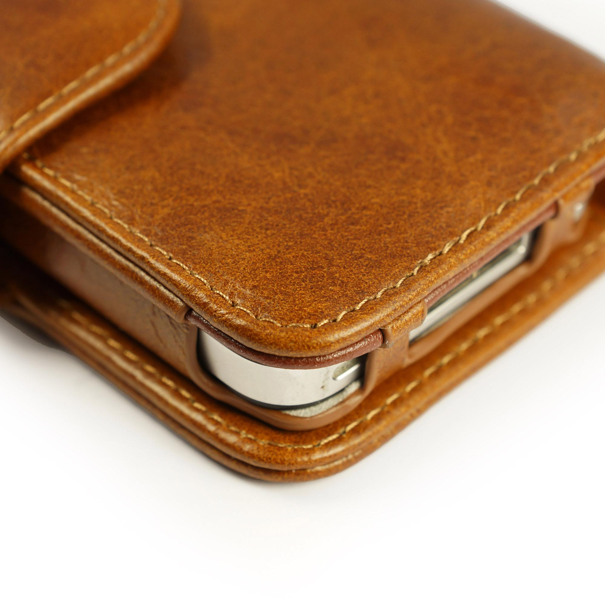 Cases Iphone 4s Vintage Vintage Leather Iphone 4s Case