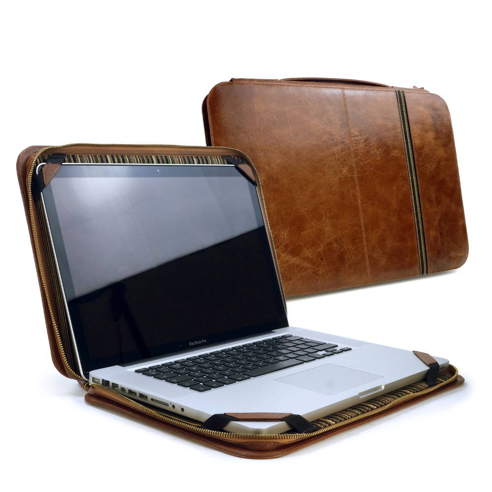 buy popular d2062 77cf2 Details about Alston Craig Personalised Vintage Leather Case Cover for  Tablets & Computers