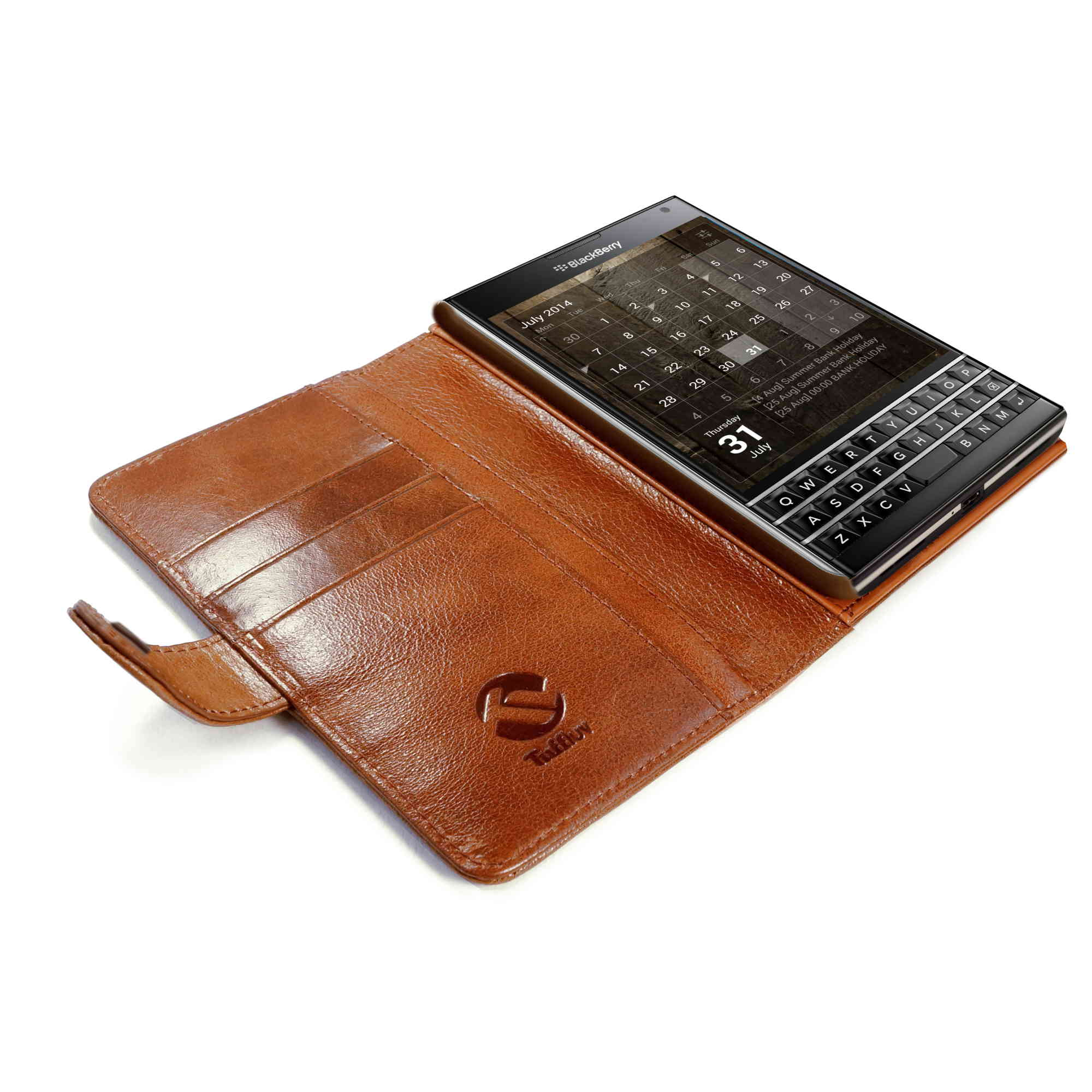 Tuff LUV Vintage Genuine Leather Wallet Case FOR ...
