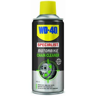 View Item WD-40 Specialist Motorbike Chain Cleaner - 400ml