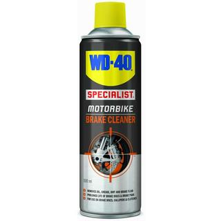 View Item WD-40 Specialist Motorbike Brake Cleaner - 500ml