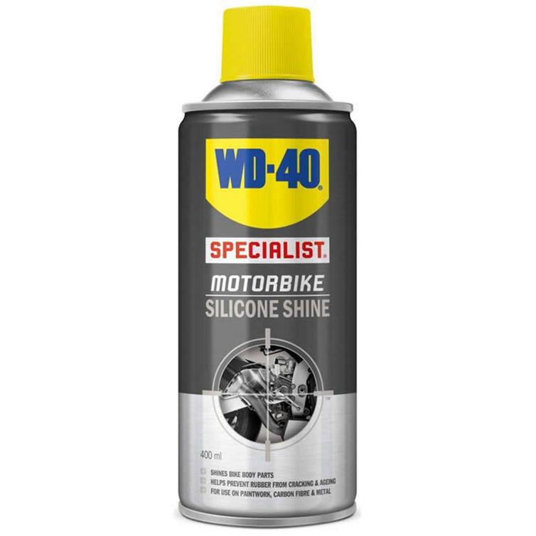 WD-40 Specialist Motorbike Silicone Shine - 400ml