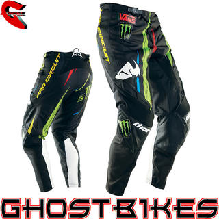 View Item Thor Phase SP13 Pro Circuit Monster Energy Motocross Pants