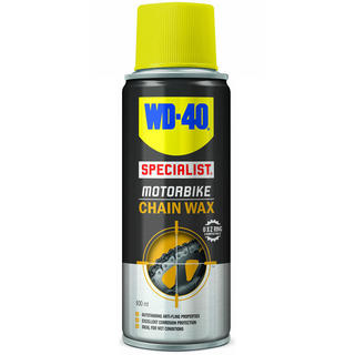 View Item WD-40 Specialist Motorbike Chain Wax - 100ml