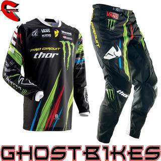 View Item Thor Phase SP13 Pro Circuit Monster Energy Motocross Kit