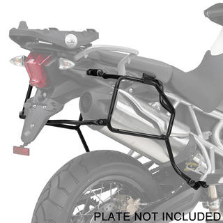 View Item Givi Rapid-Release Pannier Rack Triumph Tiger 800 and Tiger 800 XC (11-13) (PLR6401)