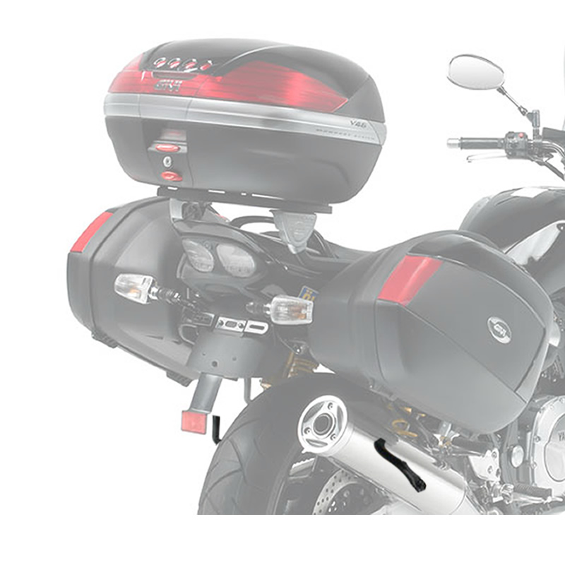GIVI PLX361 YAMAHA XJR 1300 07-13 V35 MONOKEY SIDE PANNIER RACK SIDE CASE HOLDER Enlarged Preview