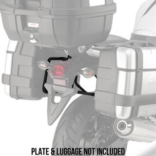 View Item Givi Monokey Pannier Rack Honda NC700S and NC700X (12-13) (PL1111)