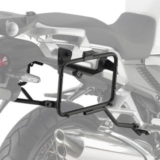 View Item Givi Rapid-Release Pannier Rack for a Honda VFR1200 Crosstourer 2012 (PLR1110)