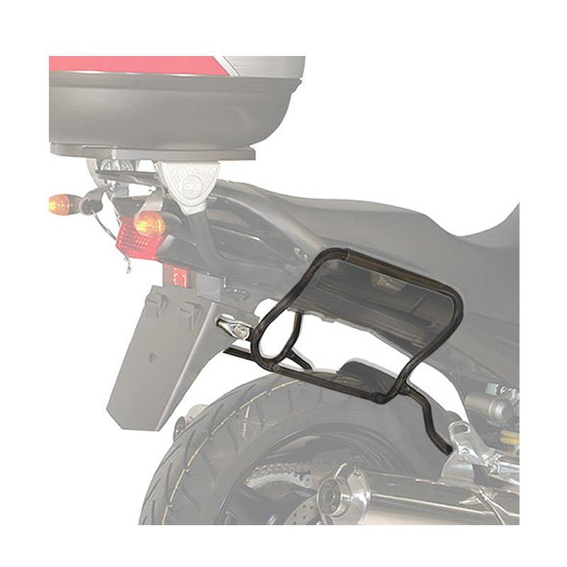 GIVI PLX347 YAMAHA TDM 900 02-13 V35 MONOKEY SIDE MOTORBIKE PANNIER LUGGAGE RACK Enlarged Preview