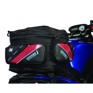 View Item Oxford First Time 2013 Motorcycle Tailpack